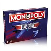 Monopoly - Top Gun Edition | Merchandise