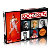 Monopoly - David Bowie Edition | Merchandise