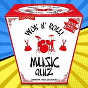 Wok N Roll Music Quiz | Merchandise