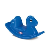 Rocking Horse - Primary Blue | Toy