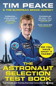 Astronaut Selection Test | Paperback Book
