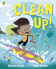 Clean Up | Paperback Book