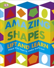 Amazing Shapes | Board Book