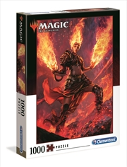 Magic The Gathering 1 - 1000 Piece Puzzle | Merchandise