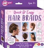 Quick And Easy Hair Braids | Books