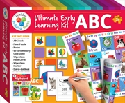 Early Learning Kit: Abc | Books
