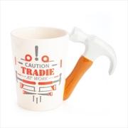 Tradie Mates Hammer Mug | Merchandise
