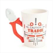 Tradie Mates Pliers Mug | Merchandise