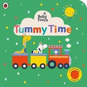 Baby Touch: Tummy Time | Board Book
