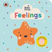 Baby Touch: Feelings | Board Book