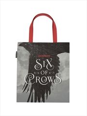 Six Of Crows Tote Bag   Apparel