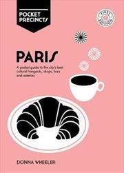 Paris Pocket Precincts | Books