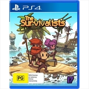 Survivalists, The | PlayStation 4