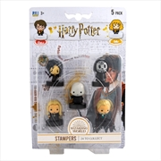 Harry Potter Stamper - 5 Pack | Merchandise