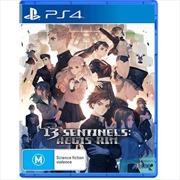 13 Sentinels Aegis Rim | PlayStation 4