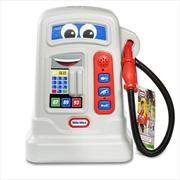 Little Tikes Cozy Pumper Grey Toy Gas Pump | Toy