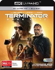 Terminator - Dark Fate | Blu-ray + UHD | UHD
