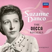 Suzanne Danco  - Decca Recitals | CD