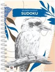 Australiana Sudoku | Spiral Bound