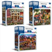 Grand Series - Crown 1000 Piece Puzzle (SELECTED AT RANDOM) | Merchandise