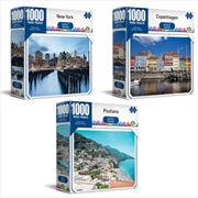 Aspect Series - Crown 1000 Piece Puzzle (SELECTED AT RANDOM) | Merchandise