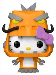 Hello Kitty - Mecha Kaiju Kitty Pop! Vinyl | Pop Vinyl