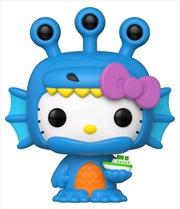 Hello Kitty - Sea Kaiju Kitty Pop! Vinyl | Pop Vinyl