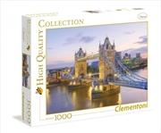 Tower Bridge 1000 Piece Puzzle | Merchandise