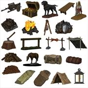 WizKids - Encampment 4D Setting | Games