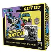 Batman: Book & Mug Gift Set | Paperback Book