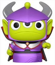 Pixar - Alien Remix Zurg Metallic US Exclusive Pop! Vinyl [RS] | Pop Vinyl