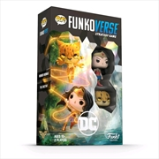 Funkoverse - DC 102 2-pack Expandalone Game | Merchandise