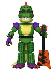 Five Nights at Freddy's: Security Breach - Montgomery Gator Figure   Merchandise