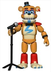 Glamrock Freddy Figure | Merchandise
