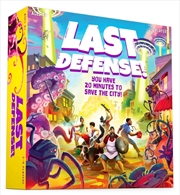 Last Defense - Board Game | Merchandise
