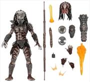 "Predator 2 - Guardian Ultimate 7"" Scale Action Figure | Merchandise"