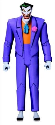 Batman: The Animated Series - The Joker Action Figure | Merchandise
