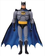 Batman: The Animated Series - Batman Action Figure | Merchandise
