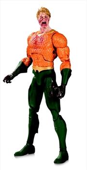Aquaman - Aquaman Dceased Essentials Action Figure | Merchandise