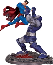 Superman - Superman vs Darkseid 3rd Edition Statue | Merchandise