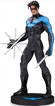 Batman - Nightwing by Jim Lee Designer Mini Statue | Merchandise