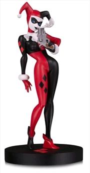 Batman - Harley Quinn by Bruce Timm Designer Mini Statue | Merchandise