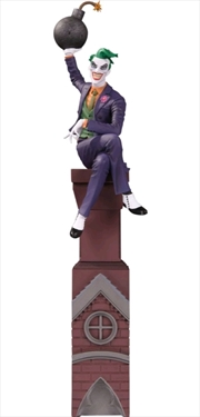 Batman - The Joker Rogues Gallery #3 Multi-Part Statue | Merchandise