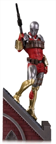 Batman - Deadshot Rogues Gallery #6 Multi-Part Statue | Merchandise