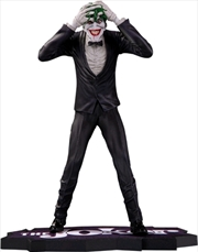 Batman - The Joker Clown Prince of Crime by Brian Bolland Statue | Merchandise