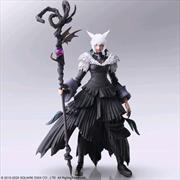 Final Fantasy XIV - Y'shtola Bring Arts Action Figure | Merchandise