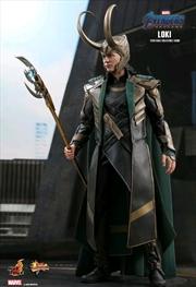"Avengers 4: Endgame - Loki 1:6 Scale 12"" Action Figure | Merchandise"