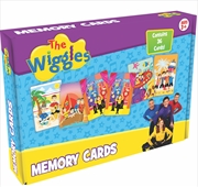 Wiggles Memory Cards | Merchandise