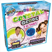 Crystal Geode Factory | Toy