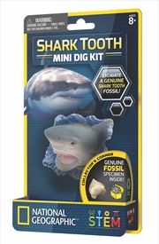 Shark Tooth Mini Dig Kit | Toy